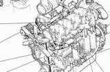 Мотор Д-442 А-41 А-01